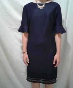 🌺 NWT Donna Rocco NY Navy Dress